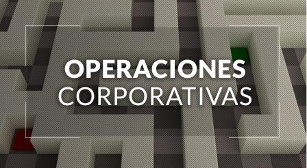 Operaciones Corporativas : CREA Inversión